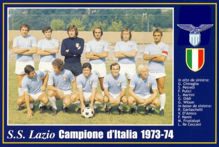 LazioLand - This Is The Day, May 12th 1974.