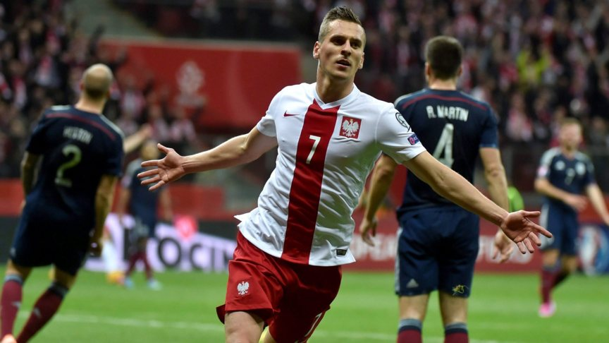 POLAND SOCCER UEFA EURO 2016 QUALIFICATION