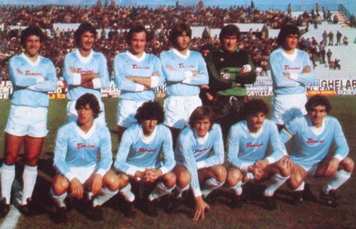 Afbeeldingsresultaat voor Lazio 1981-82